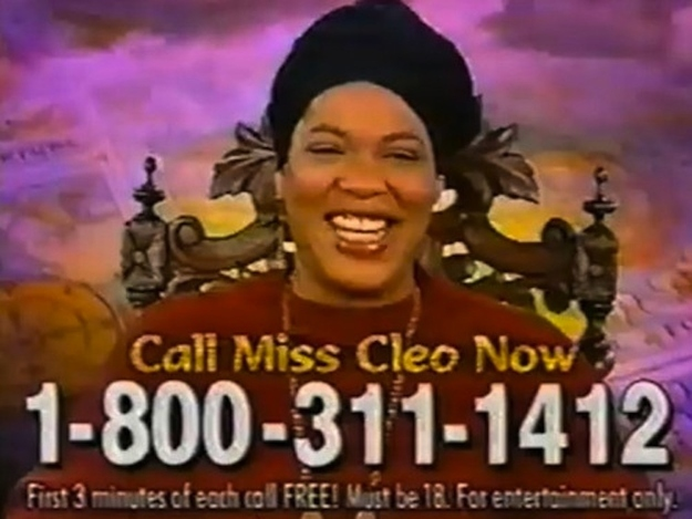 Infomercial Queen Miss Cleo Has Passed Away at 53 Years Old