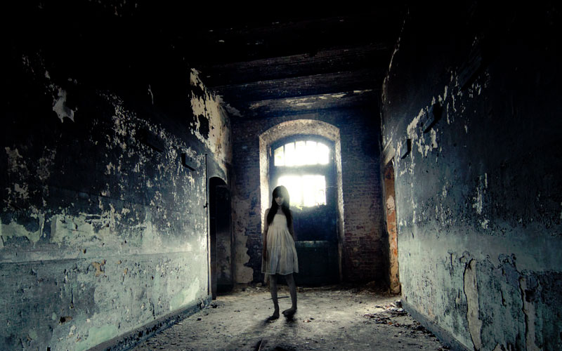 Ghost Stories: The 5 Year Old Ghost In A Dirty White Dress