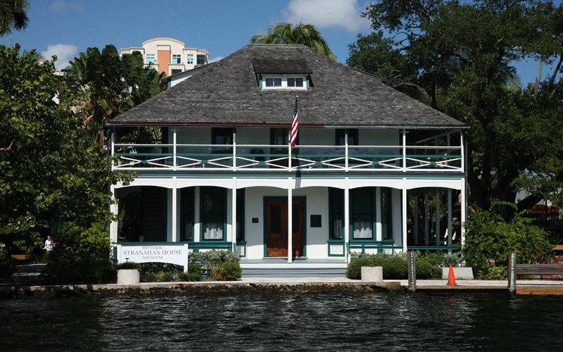 You can visit the Stranahan House Museum, but it's more haunted than ever.