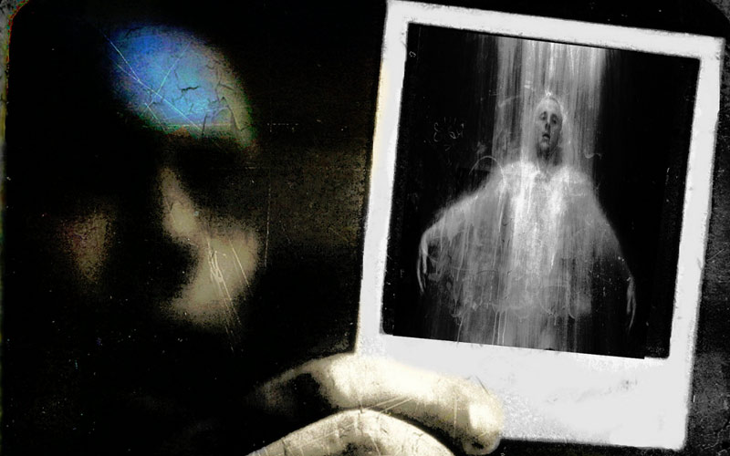 Have you ever gone hunting for ghosts and regretted what you found?