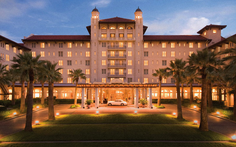 Hotel Galvez is a stunning property, but are you brave enough to stay in a haunted room?