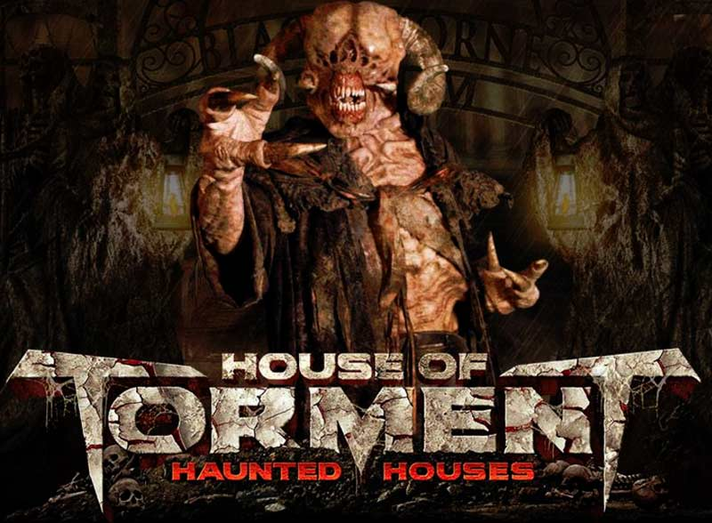 House of Torment is a huge haunt with tons of terrifying things to experience.
