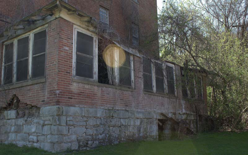 The Trans-Allegheny Lunatic Asylum provides an eerie window into the past.