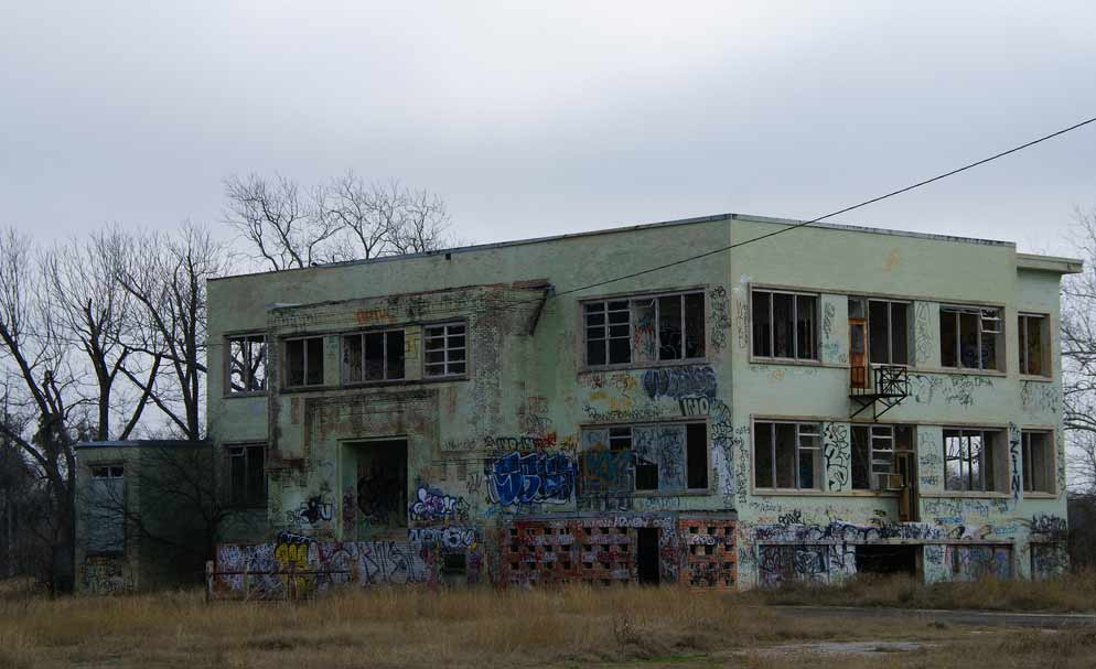 They say this old San Antonio Asylum is abandoned, but anybody who has experienced the paranormal activity at this place would beg to differ.