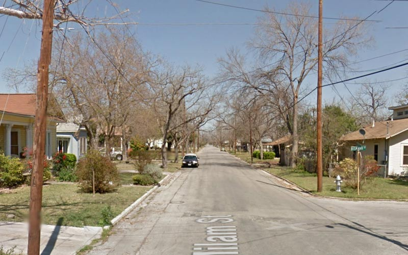 Milam Street is where many people call home, but some of them have encountered the various entities that also call this street home.