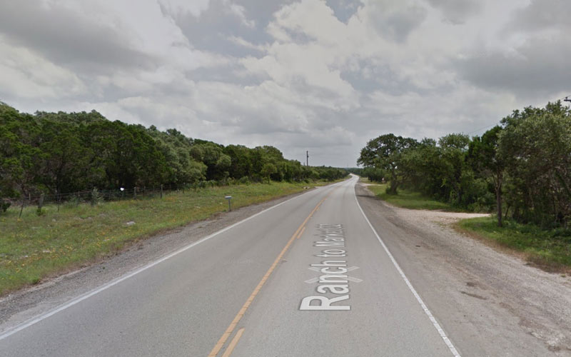 Ranch Roads can be some of the most haunted in all of Texas, this one in particular...