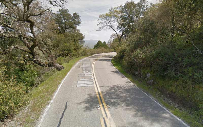San Jose is an exceptionally haunted region, and Mount Hamilton Road is no exception.