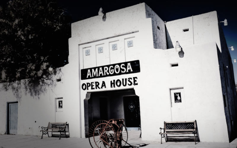 Death Valley Witch Lives Again at the Amargosa Opera House?