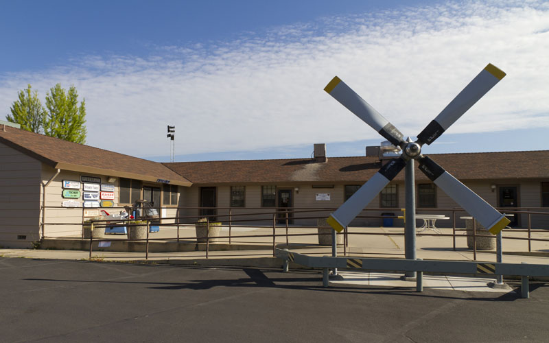 The Ghost Of A Brave Soldier Terrifies Visitors To This California Aviation Museum