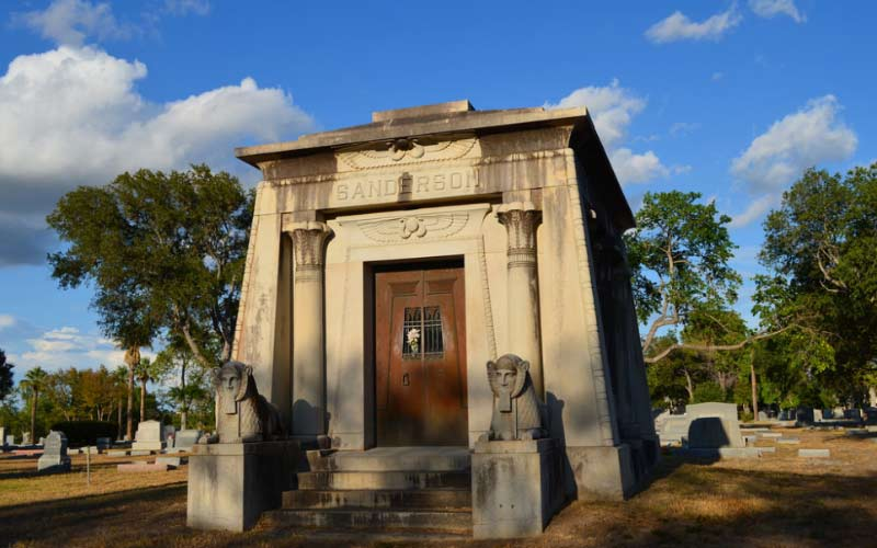 San Antonio is no stranger to haunted places, could the San Jose Burial Park be the most haunted?