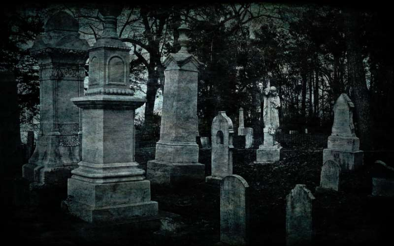Oakwood Cemetery is located in Huntsville, Texas. Avoid this place at night, pay your respects during the day.