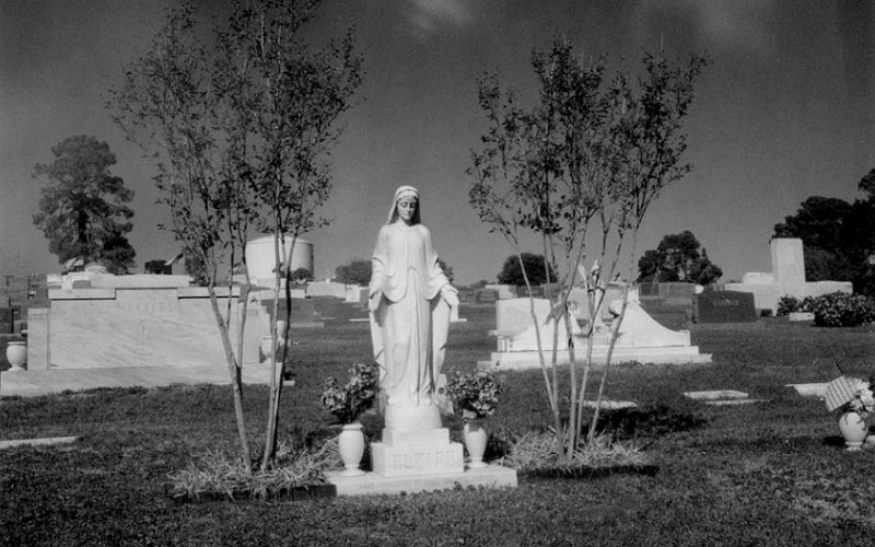 Tyler is home to many spirits and paranormal events, and Rose Hill Cemetery is no exception.
