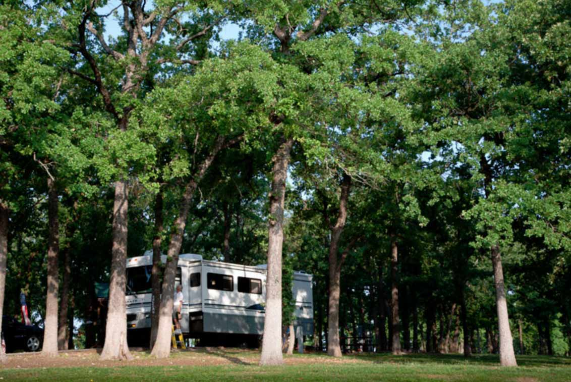 10 Most Haunted Campgrounds In Texas