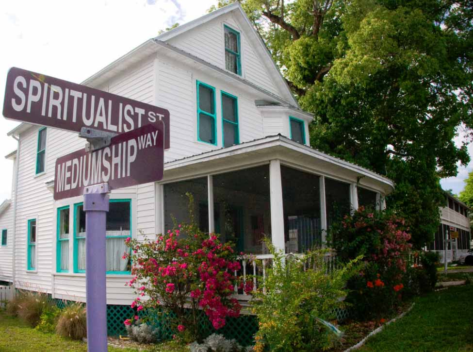 Cassadaga Spiritualist Camp is a very unique little community, and one of the most occult places in America.