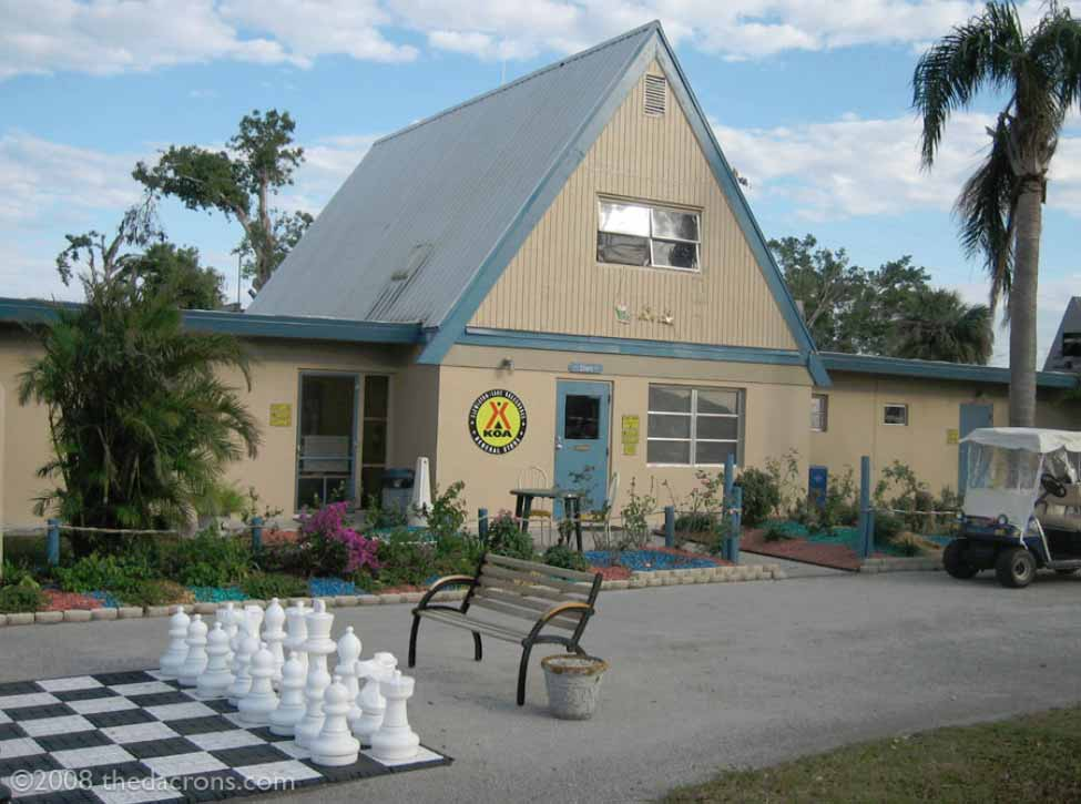The Okeechobee Campground has seen a lot of changes over the years, but certain terrors never fade.
