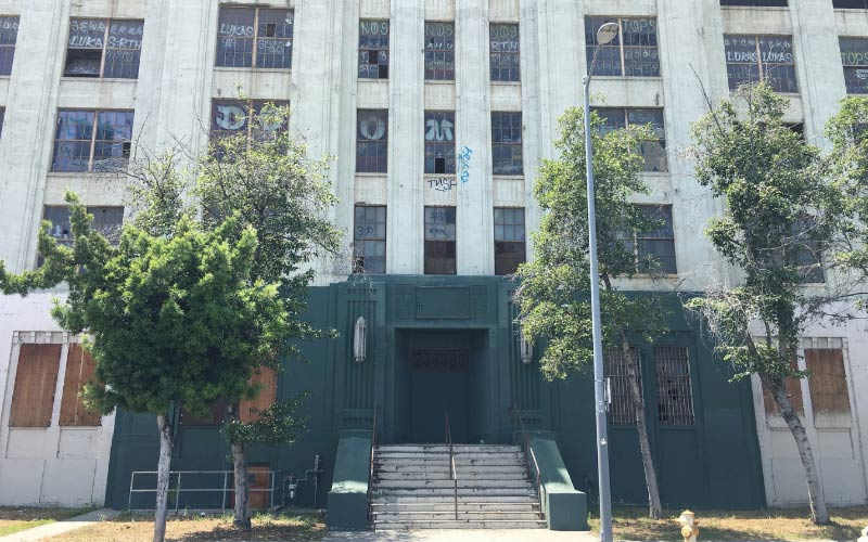 Los Angeles is a very diverse place, but the hauntings are universal - especially at the at Lincoln Heights Jail.