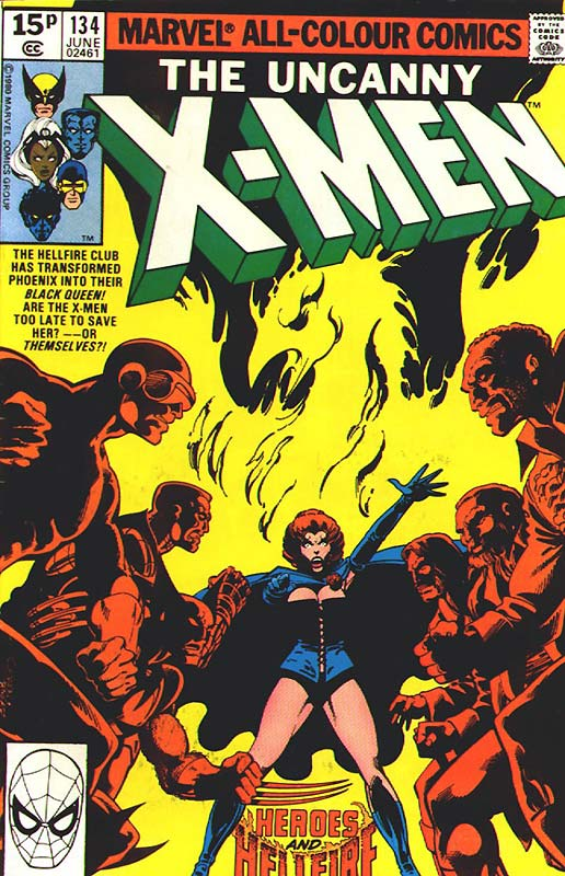 The infamous X-Men comic book that had an influence on 'Stranger Things'.