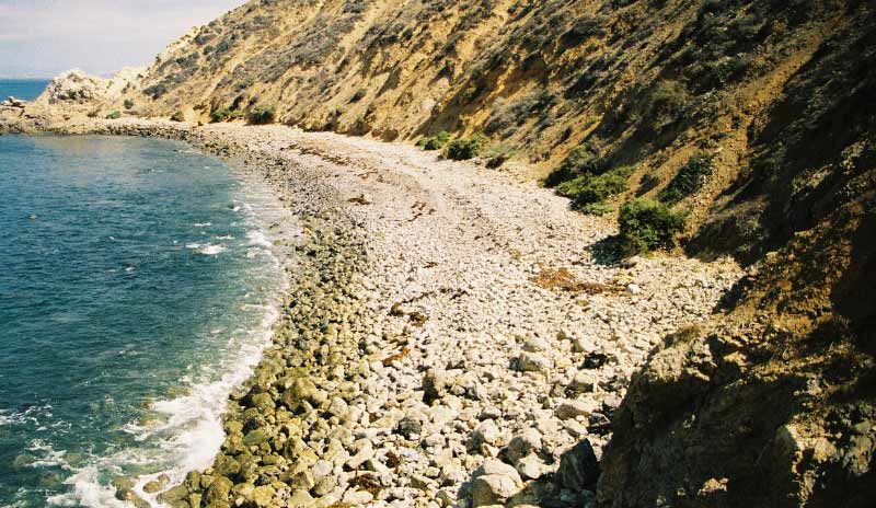 This mile-long hike at Bluff Cove at Palos Verdes Estates takes you along the cove. Be careful, you'll feel isolated, and people have been known to lose their minds here.