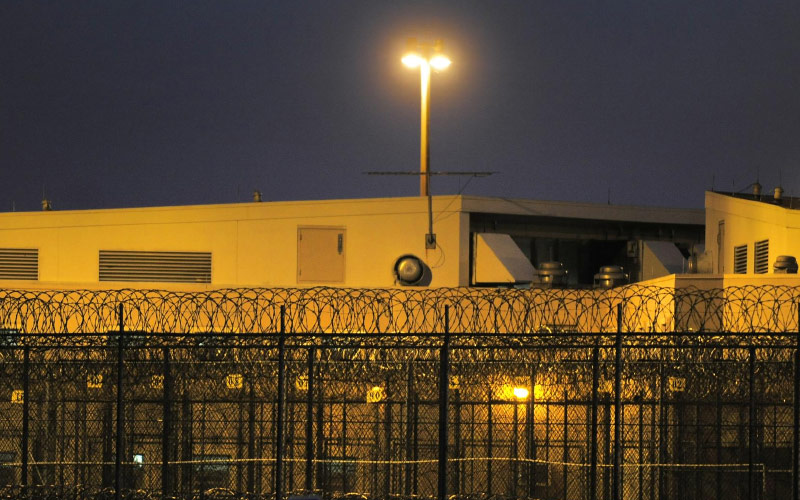 Bowling Green Man Fears Ghost at Hardee Correctional Institution