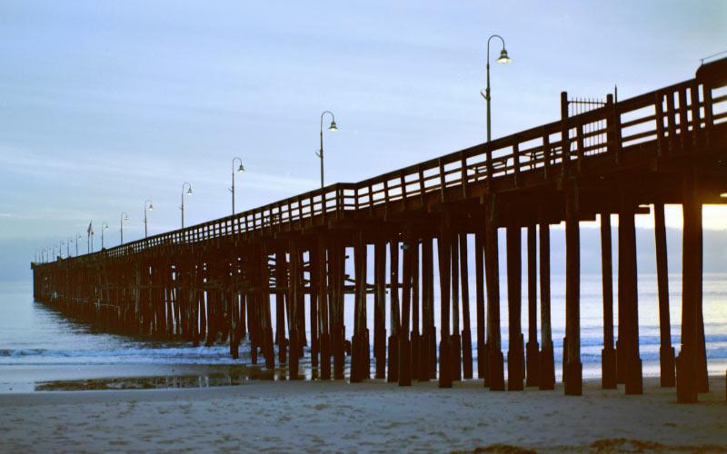 Ghost of Drowned Man Seen on Old Ventura Pier