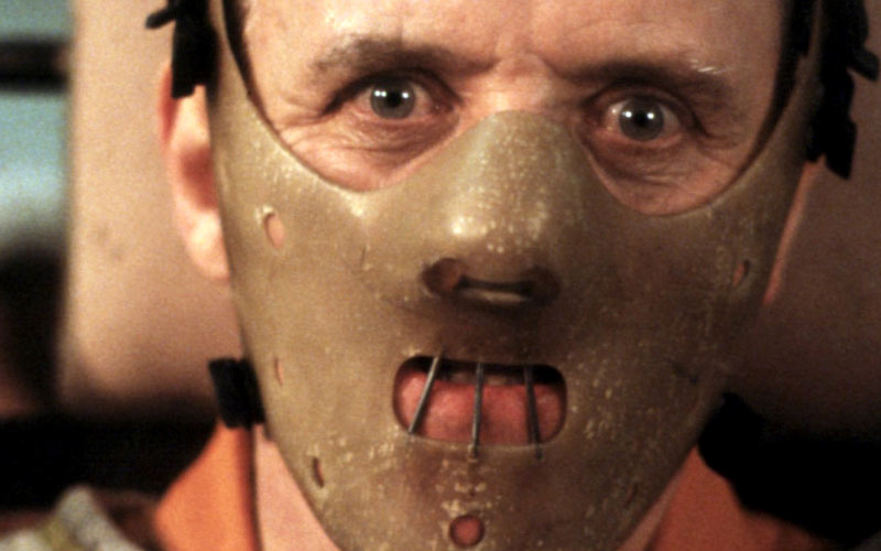 Silence of the Lambs features an interesting dynamic between Dr. Hannibal Lecter and Clarice Starling.