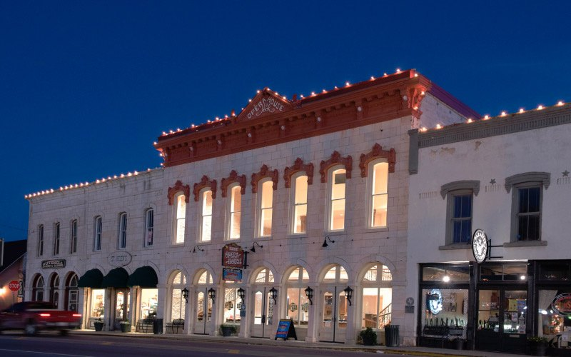 Is The Granbury Opera House Really Haunted by John Wilkes Booth?
