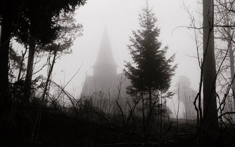 I Was an Atheist Until the Day I Found Solace in a Ghost Church