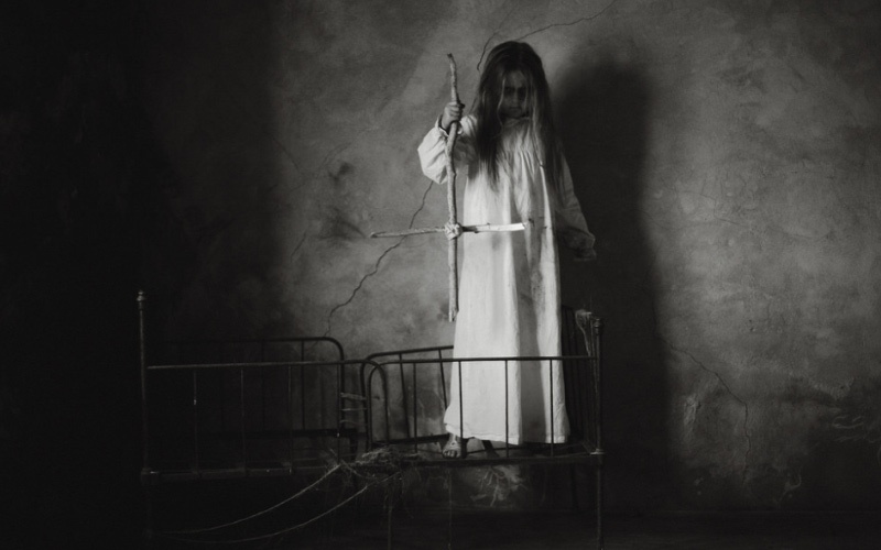 I Was Face To Face With The Ghost Of An Abused Little Girl