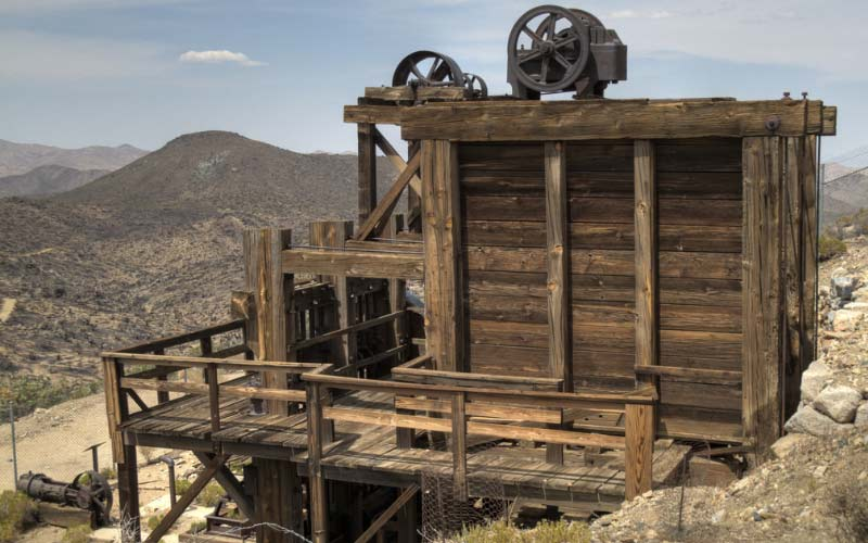 Sometimes, the price you pay working on the mines is a lot higher than you ever earn. Such was the case at Lost Horse Mine in Riverside County.