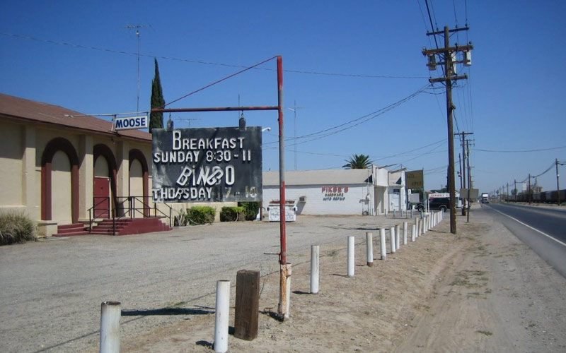 What Haunts the Moose Lodge in Turlock, California?