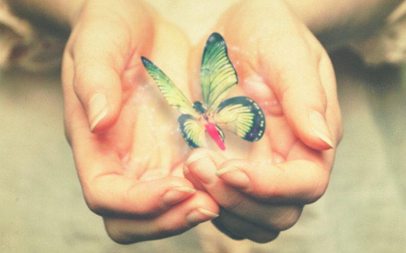 When performing Reiki, also known as Energy Healing, you'll feel like you have an abundance of energy in the palm of your hands.