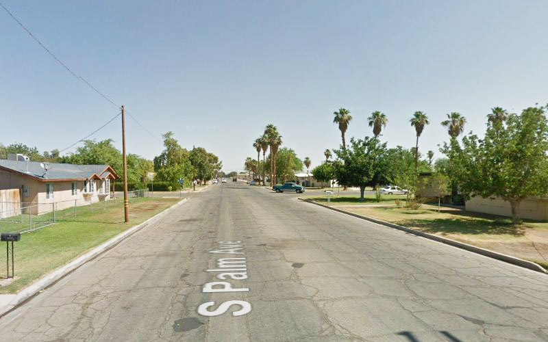 Strange Orbs On This Brawley Street Will Force You To Question Your Sanity
