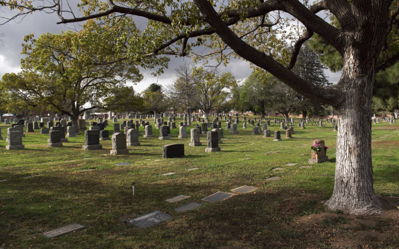 Merciless Ghost Of Jealous Woman Threatens Visitors To California Cemetery