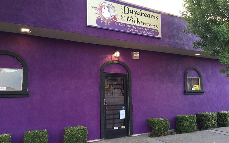 The Dolls Inside This Haunted Modesto Costume Shop Come Alive At Night