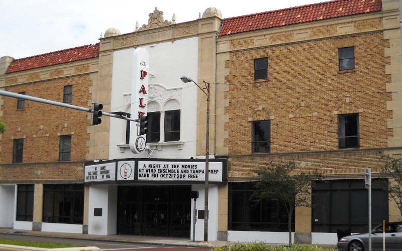 Beware The Bloody Hanging Ghost At This Florida Theater