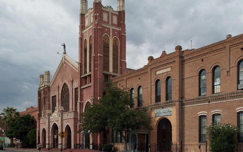 Haunted El Paso: The Crying Ghost Bride of Sacred Heart Church