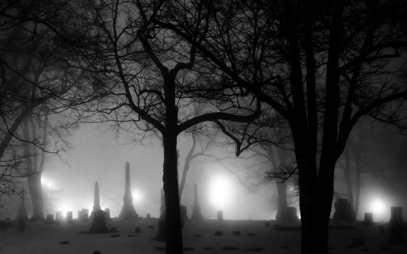 10 Most Haunted Cemeteries in Texas