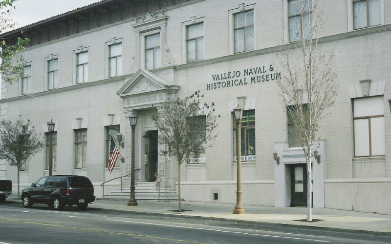 This museum in Vallejo holds a lot of history, and some of it is paranormal in nature.