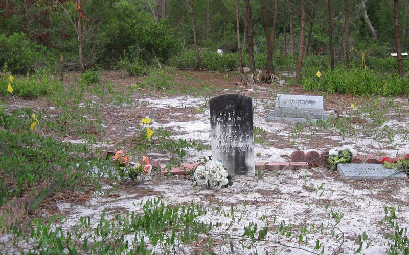 The Page Jackson Cemetery in Sanford is one of the most haunted in Florida, but there are some that are just downright sinister...