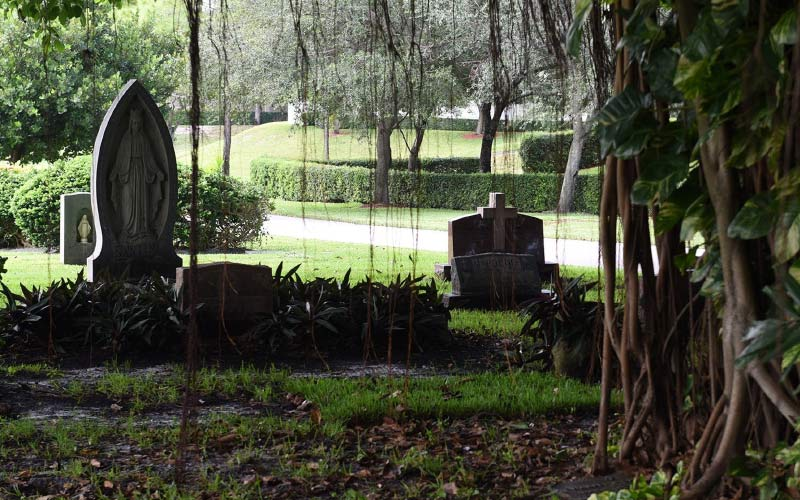 Have you ever explored the haunted Boca Raton Cemetery in Boca Raton, FL?