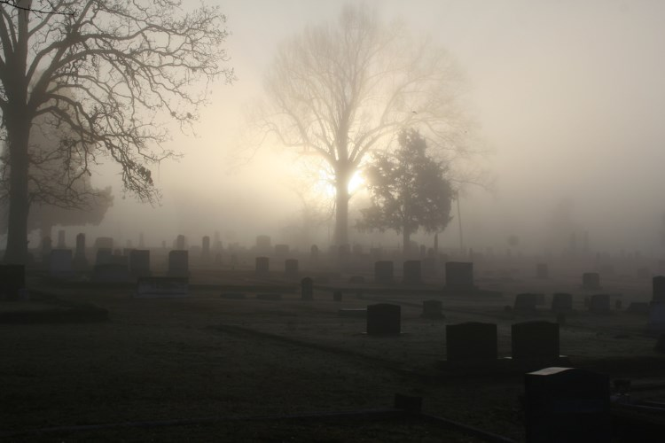 10 Most Haunted Cemeteries in Florida