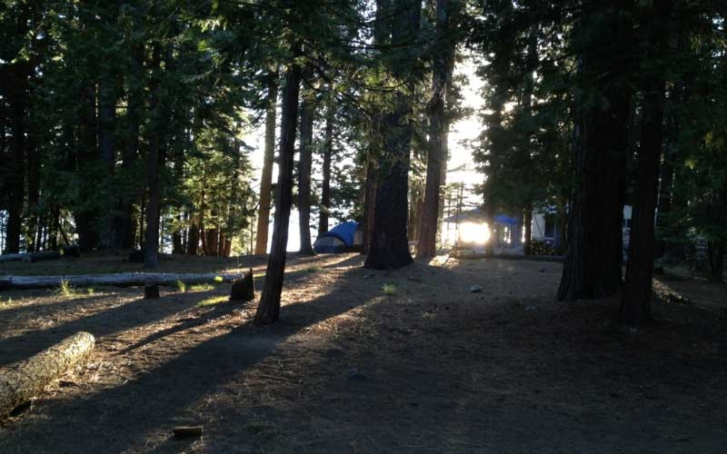 Eldorado National Forest is home to several reported entities that have been witnessed by visitors to Placerville.