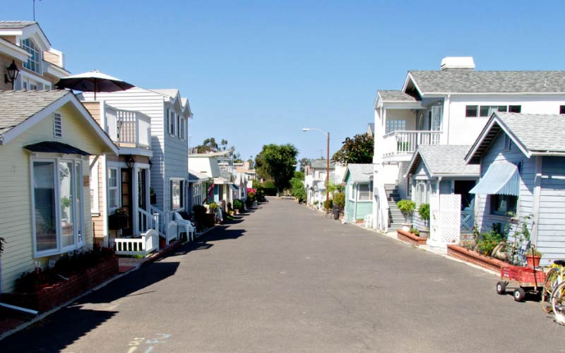 Avalon, CA attracts a lot of people from in-state, even though they've heard rumors of the hauntings.