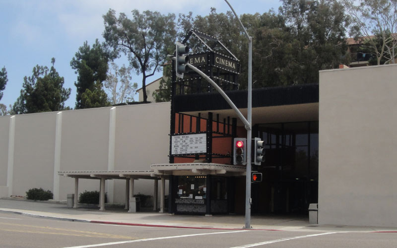 There's a Dead Presence at the Moviemax Cinema in Carlsbad