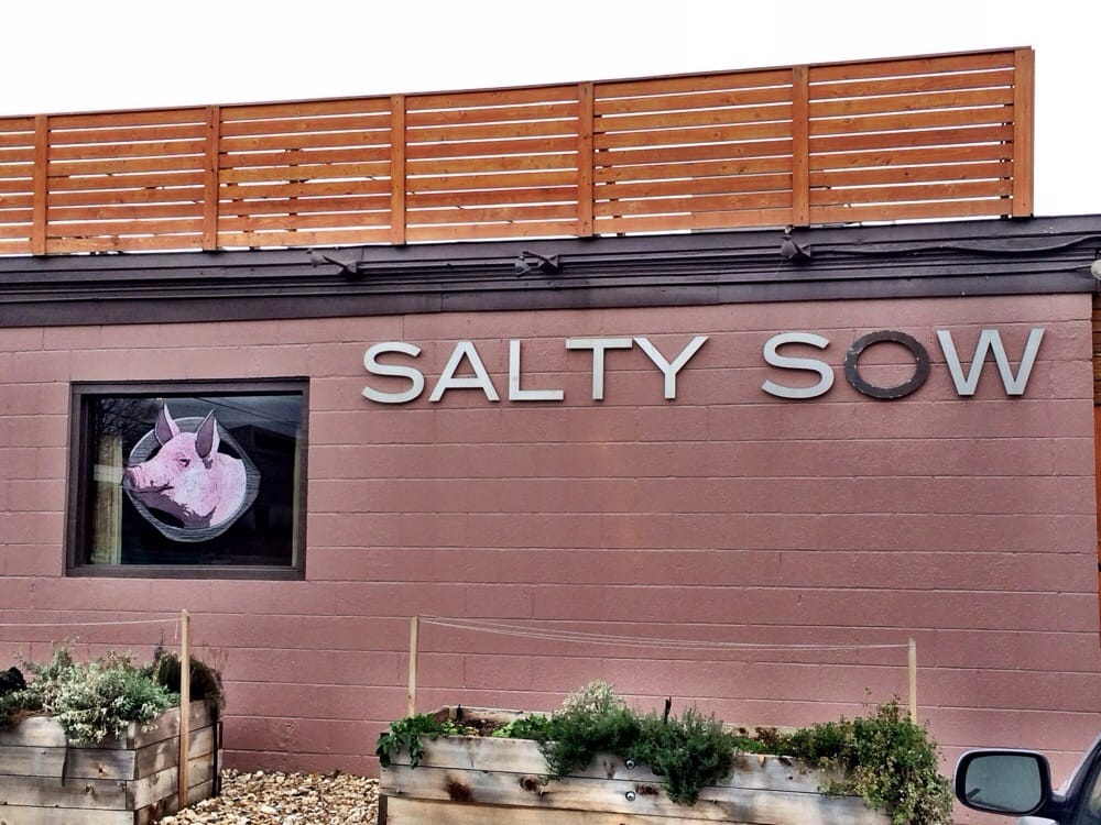 The Salty Sow in Austin has a lot of quirky charisma, but not that many ghosts.