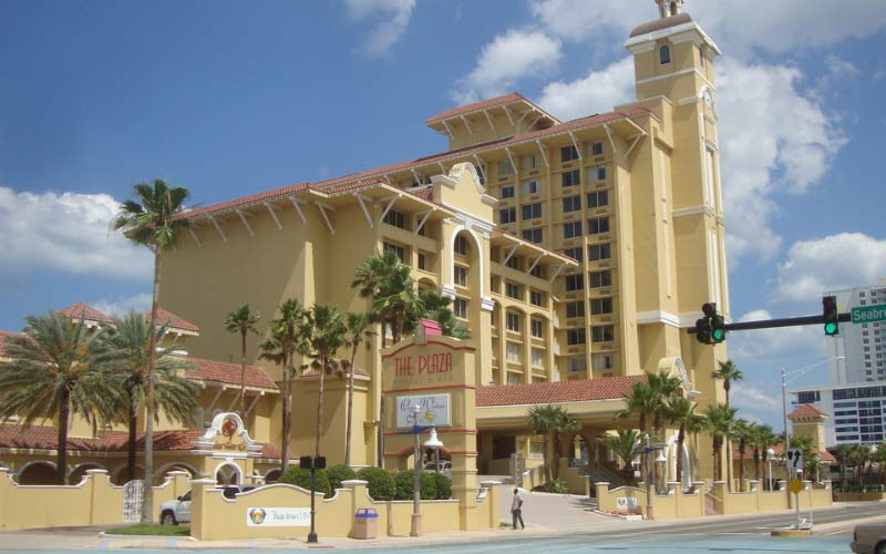 The Plaza is a haunted hotel in Daytona Beach, but don't take our word for it.