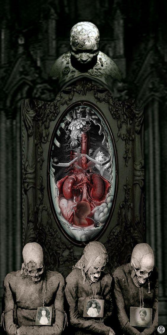 Can you stomach a true evil ritual?
