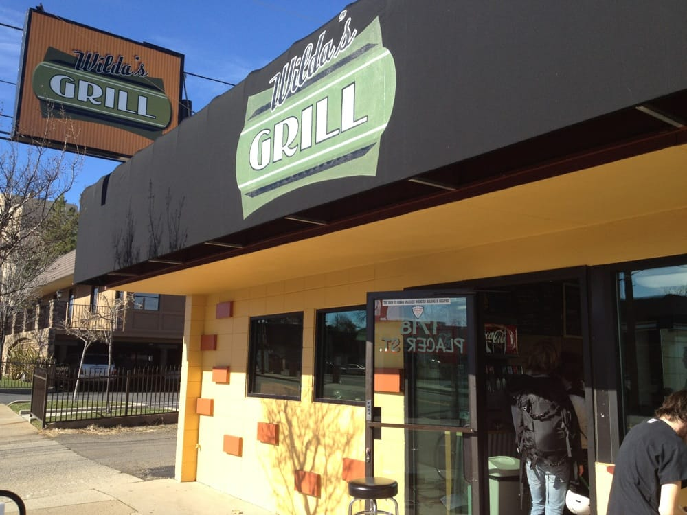 One of the best spots in Redding to grab a bite, and it's also quite possible to see some famous California ghosts at Wilda's grill.