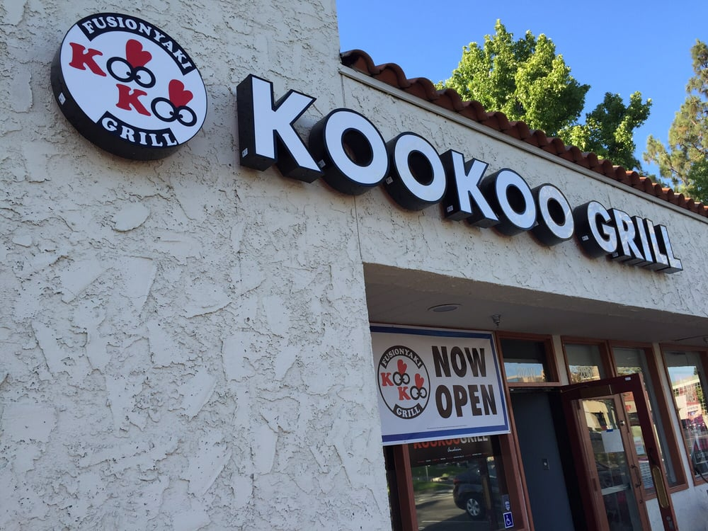 KooKoo Grill in Anaheim offers up a unique take on fusion food.