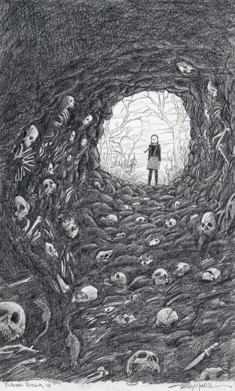 Would you take a stroll through a hall of death?